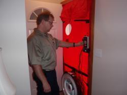 Mcarson Blower Door