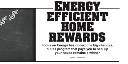 Energy Efficient Home Rewards